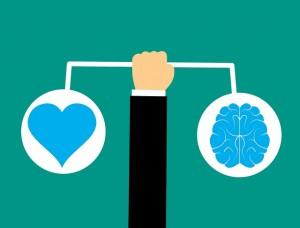 brain-heart balance